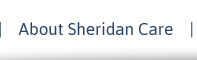 About Sheridan Care